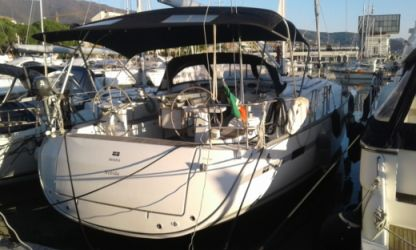 Charter Sailboat Bavaria Cruiser 50 Lavagna