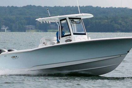 Verhuur Motorboot Sea Hunt Bowrider 23 Norwalk