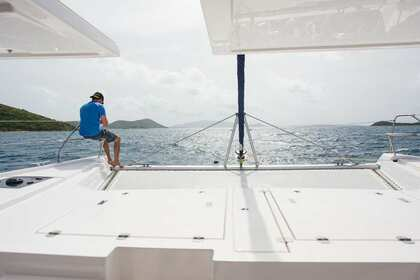 Location Catamaran Moorings 5000 - 5 cabines Raiatea