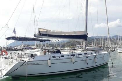 Hire Sailboat BENETEAU CYCLADES 50.5 Sami