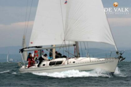 Rental Sailboat Dufour Dufour Gib Sea 43 Corfu