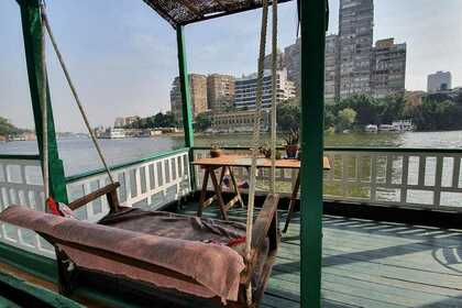 Hire Houseboat Traditional Houseboat Cairo