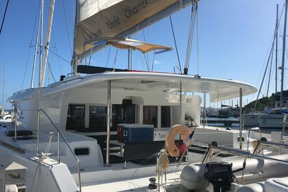 Rental Catamaran Lagoon Lagoon 450 F  with watermaker & A/C - PLUS Saint Thomas