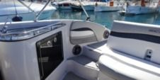 Motorboat Starcraft Scx250 Bluelight - Port Adriano for hire