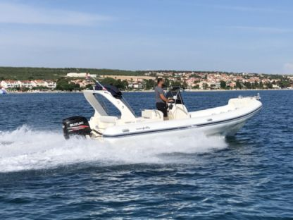Rental RIB Nuova Jolly King 720 Extreme Turanj