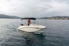 Quicksilver 505 Open in Trogir for rental