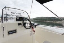 Motorboat Quicksilver 505 Open