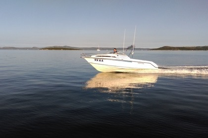 Charter Motorboat Sealegend 6.3 Sali, Croatia
