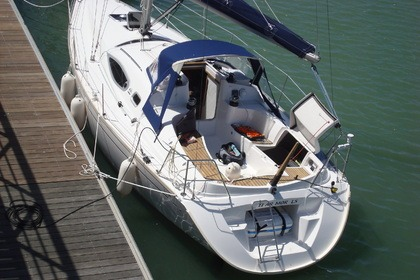 Location Voilier Alliura-Marine Feeling 32 La Rochelle