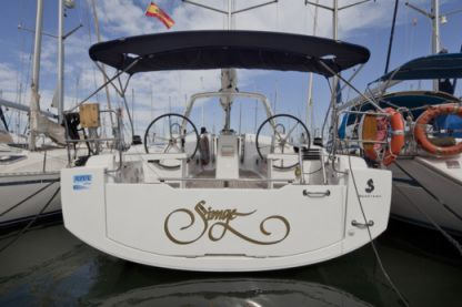 Rental Sailboat Beneteau Oceanis 38 Barcelona