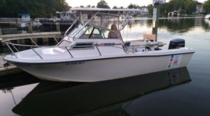 Rental Motorboat Stratos 2250Wa Annapolis