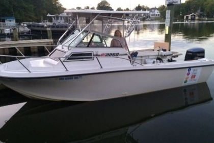 Hire Motorboat Stratos 2250WA Annapolis