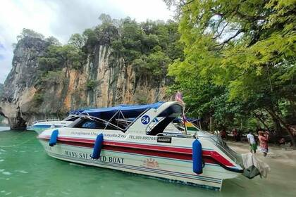 Hire Motorboat Chokudom speed 9 Ao Nang