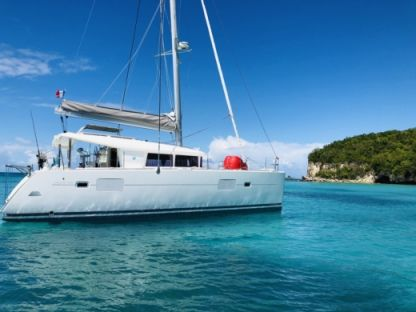 Rental Catamaran Lagoon 400 Grand Case