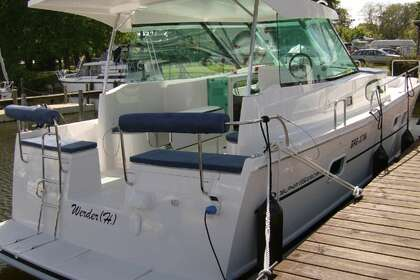Rental Motorboat Delphia Escape 1050 Urk