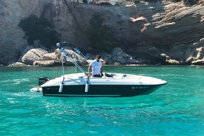 Hire Motorboat BAYLINER E5 Calvià
