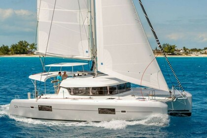 Location Catamaran Lagoon Catamaran Lagoon 42 Nassau