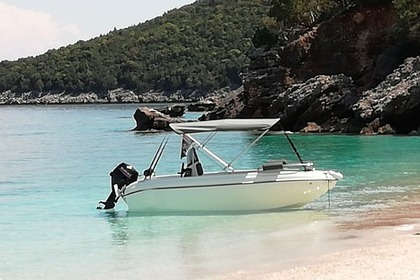 Hire Motorboat Karel 4.80 JACK SPARROW Kefalonia