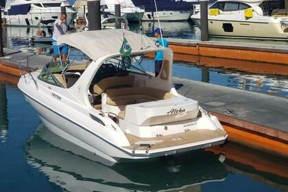 Charter Motorboat Triton Yachts Sport Angra dos Reis