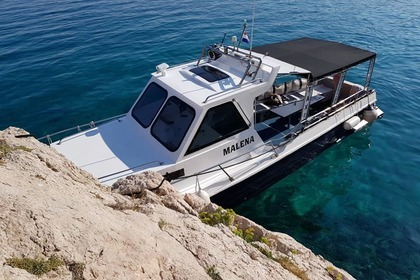 Rental Motorboat Adriatic 100 Selce