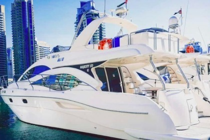 Rental Motor yacht Majesty 50 Dubai
