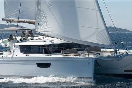 Location Catamaran FOUNTAINE PAJOT SABA 50 Le Marin