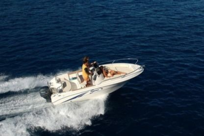 Rental Motorboat Saver 550 Crikvenica