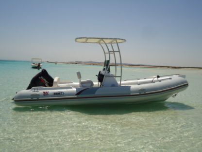 Location Semi-rigide Bullet Speedboats Bullet3 Hurghada
