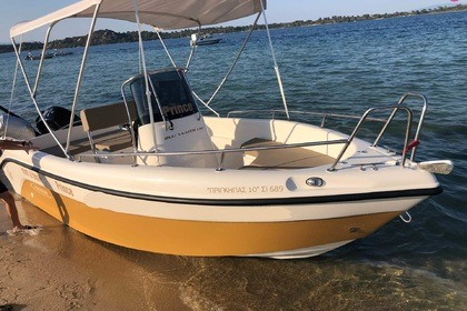 Rental Motorboat Poseidon Blu Water 170 Vourvourou