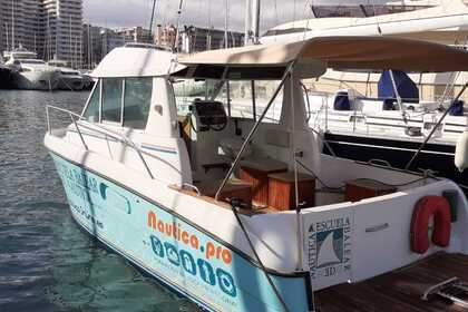 Hire Motorboat Jeanneau Merry Fisher 750 Palma de Mallorca