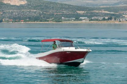Rental Motorboat Atlantic Marine Open 750 Trogir