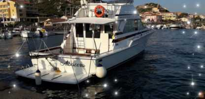 Miete Motorboot Bertram Covertible La Maddalena