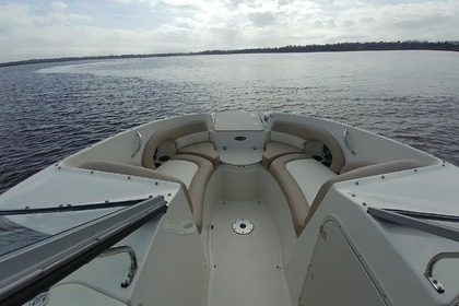 Aluguel Lancha Stingray 243 Sport deck Charleston