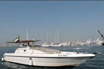 Charter Motorboat Gulf Craft 35 Dubai