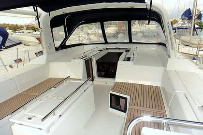 Hire Sailboat  Oceanis 55 Laurium