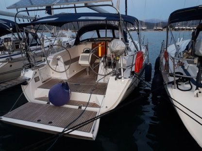 Charter Sailboat Bavaria Cruiser 41 Lefkada