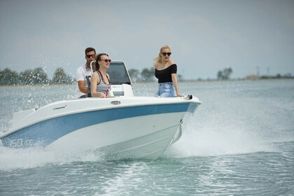 Hire Motorboat Compass 150cc Lefkada