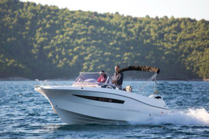Charter Motorboat Atlantic 690 Krk