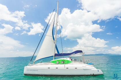 Hire Catamaran Fountaine Pajot Bahia 46 Phuket