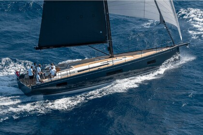 Hire Sailboat Beneteau First 53 Split