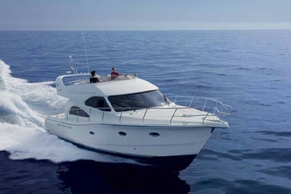 Rental Motorboat RODMAN 41 FLY Estepona