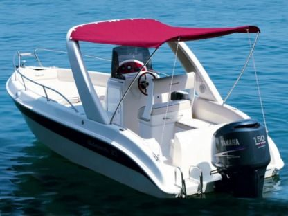 Verhuur Motorboot Powercraft Gp 22 Opatija