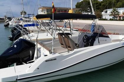 Rental Motorboat Quicksilver Activ 675 Open Castellón