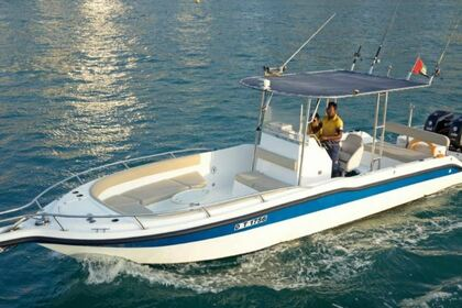 Rental Motorboat Sea Master 3 Dubai