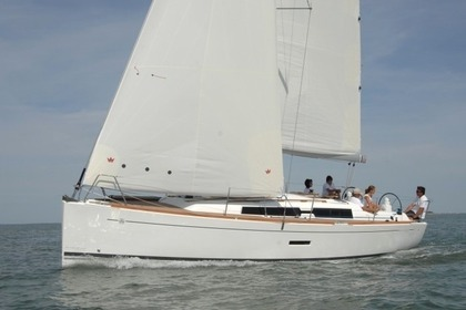 Charter Sailboat Dufour Dufour 335 Grand Large Orhaniye
