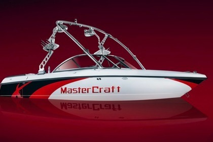 Hire Motorboat Mastercraft X1 Peoria