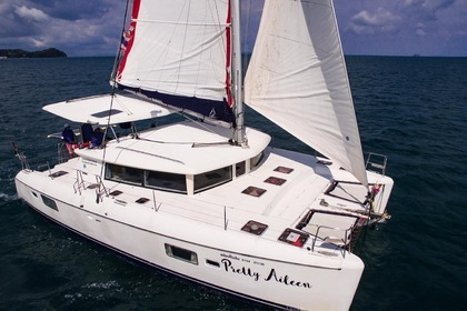 Rental Catamaran Fountaine Pajot Bahia 46 Phuket