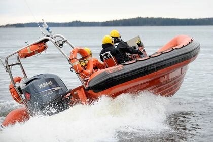 Hire RIB Tornado 7.5 Multi Purpose Helsinki
