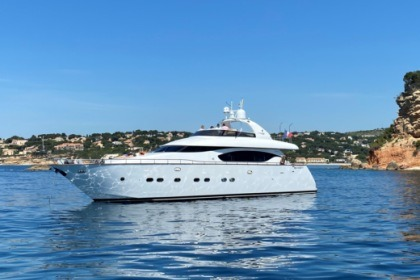 Charter Motor yacht Maiora 23 Cannes