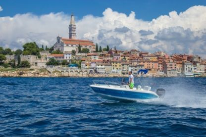 Charter Motorboat Fisher 17 Rovinj